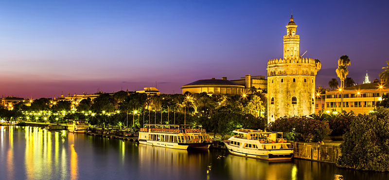 Torre del Oro turismo Sevilla